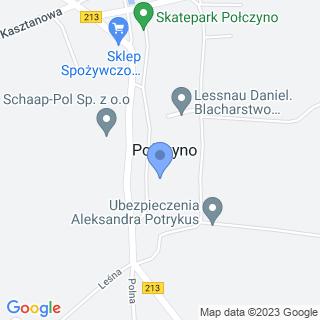 Niepubliczny Punkt Przedszkolny Mądry Miś w Połczynie na mapie