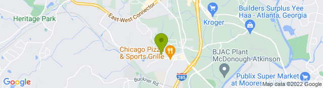 Map of Atlanta Physical Therapy - Vinings/Smyrna GA