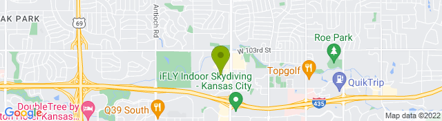Map of TruMove Physical Therapy - Overland Park KS