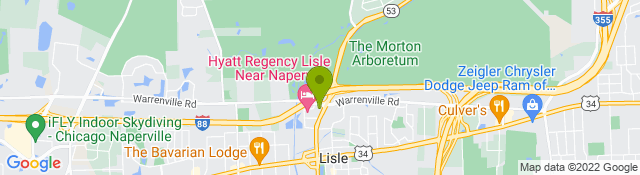 Map of Team Rehabilitation - Lisle, IL