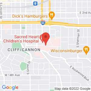 Google map link for Providence Regional Cancer Center