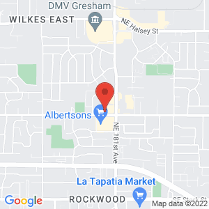 Google map link for Providence ExpressCare at Walgreens - Glisan