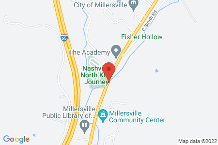 Nashville North KOA Map