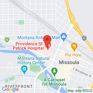 Google map link for Stroke Center