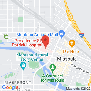 Google map link for Providence Montana Neurosurgical Specialists