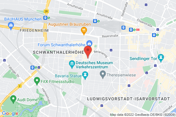 https://maps.googleapis.com/maps/api/staticmap?markers=color:red|Alter Messeplatz 2 80339 München&center=Alter Messeplatz 2 80339 München&zoom=14&size=588x392&key=AIzaSyBq_Y8YRNWV5l-KFo7MeT1QgfjIbI8vc3c