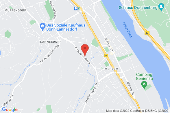 https://maps.googleapis.com/maps/api/staticmap?markers=color:red|An der Nesselburg 53a 53179 Bonn&center=An der Nesselburg 53a 53179 Bonn&zoom=14&size=588x392&key=AIzaSyBq_Y8YRNWV5l-KFo7MeT1QgfjIbI8vc3c