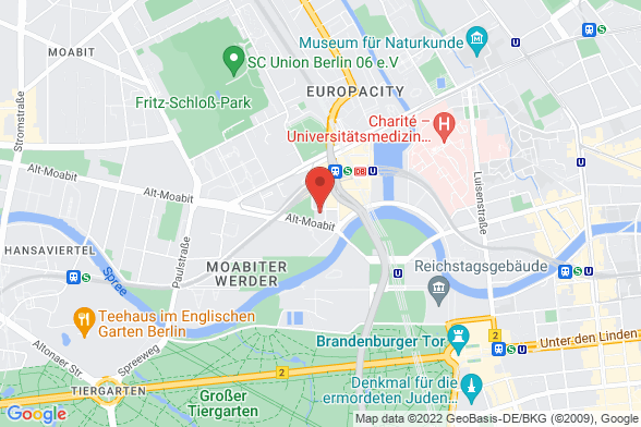 https://maps.googleapis.com/maps/api/staticmap?markers=color:red|Bertha-Benz-Straße 5 10557 Berlin&center=Bertha-Benz-Straße 5 10557 Berlin&zoom=14&size=588x392&key=AIzaSyBq_Y8YRNWV5l-KFo7MeT1QgfjIbI8vc3c