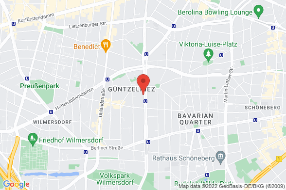 https://maps.googleapis.com/maps/api/staticmap?markers=color:red|Bundesallee 25 10717 Berlin&center=Bundesallee 25 10717 Berlin&zoom=14&size=588x392&key=AIzaSyBq_Y8YRNWV5l-KFo7MeT1QgfjIbI8vc3c