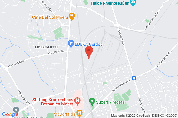 https://maps.googleapis.com/maps/api/staticmap?markers=color:red|Eurotec-Ring 15 47445 Moers&center=Eurotec-Ring 15 47445 Moers&zoom=14&size=588x392&key=AIzaSyBq_Y8YRNWV5l-KFo7MeT1QgfjIbI8vc3c