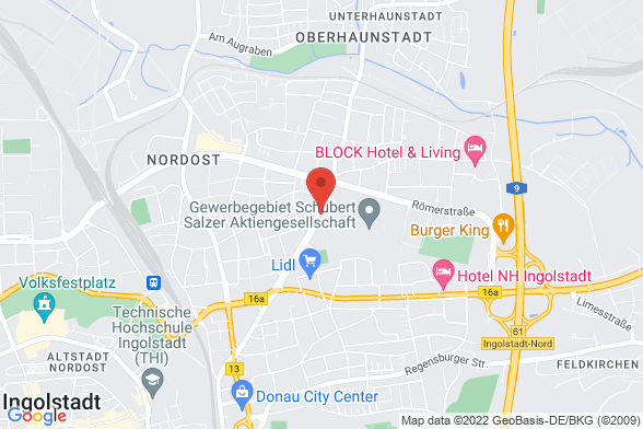 https://maps.googleapis.com/maps/api/staticmap?markers=color:red|Friedrich-Ebert Straße 78a    85055 Ingolstadt&center=Friedrich-Ebert Straße 78a    85055 Ingolstadt&zoom=14&size=588x392&key=AIzaSyBq_Y8YRNWV5l-KFo7MeT1QgfjIbI8vc3c