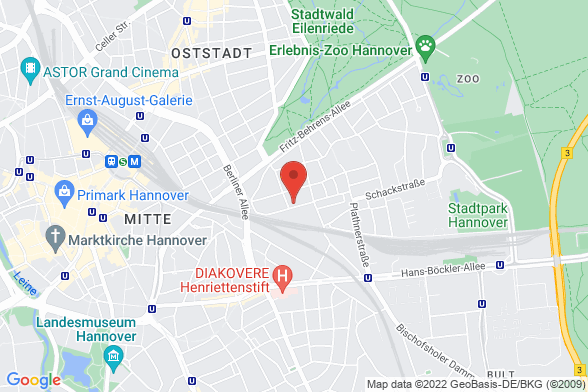 https://maps.googleapis.com/maps/api/staticmap?markers=color:red|Leisewitzstraße 28 30175 Hannover¢er=Leisewitzstraße 28 30175 Hannover&zoom=14&size=588x392&key=AIzaSyBq_Y8YRNWV5l-KFo7MeT1QgfjIbI8vc3c