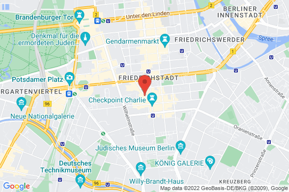 https://maps.googleapis.com/maps/api/staticmap?markers=color:red|Mauerstraße 86-88 10117 Berlin&center=Mauerstraße 86-88 10117 Berlin&zoom=14&size=588x392&key=AIzaSyBq_Y8YRNWV5l-KFo7MeT1QgfjIbI8vc3c