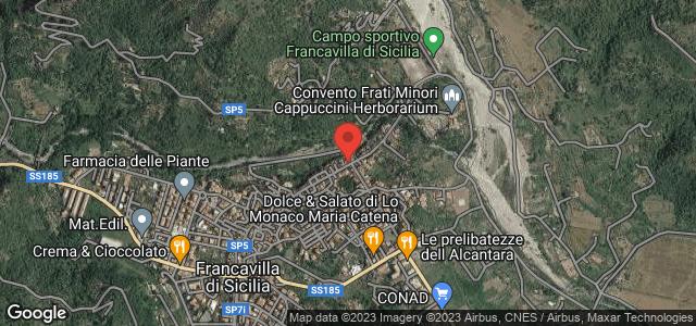 Piazza Garibaldi 24 , 98034 Francavilla Di Sicilia ME, Italy