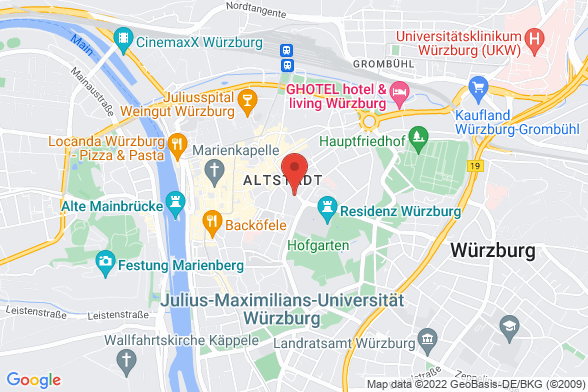 https://maps.googleapis.com/maps/api/staticmap?markers=color:red|Theaterstraße 24 97070 Würzburg&center=Theaterstraße 24 97070 Würzburg&zoom=14&size=588x392&key=AIzaSyBq_Y8YRNWV5l-KFo7MeT1QgfjIbI8vc3c