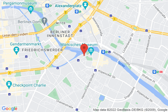 https://maps.googleapis.com/maps/api/staticmap?markers=color:red|Wallstraße 59 10179 Berlin&center=Wallstraße 59 10179 Berlin&zoom=14&size=588x392&key=AIzaSyBq_Y8YRNWV5l-KFo7MeT1QgfjIbI8vc3c