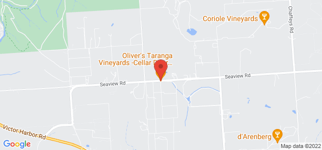 Maxwell McLaren Vale location on map
