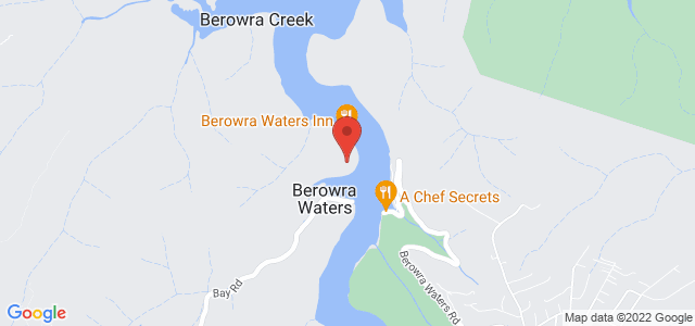 Berowra Waters Inn location on map