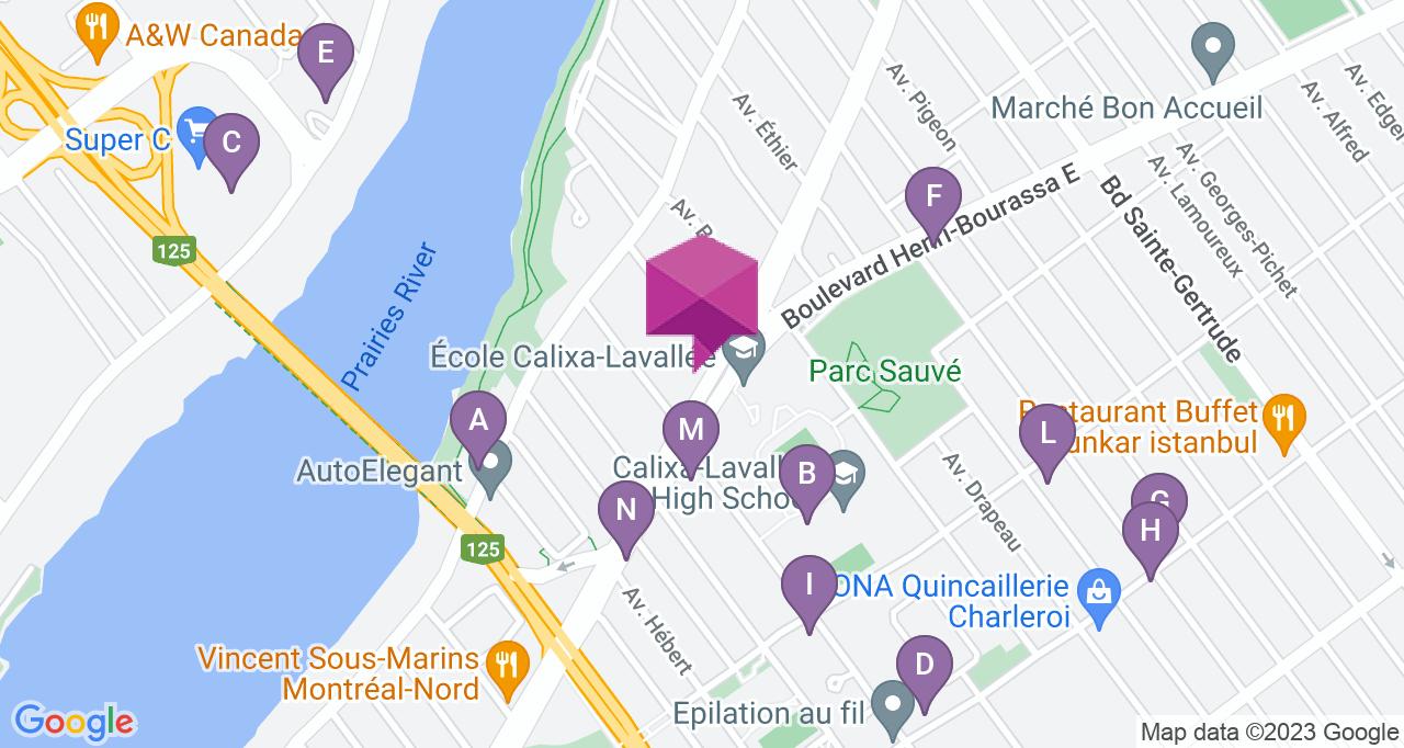 Centre d'hébergement Champlain-de-Gouin