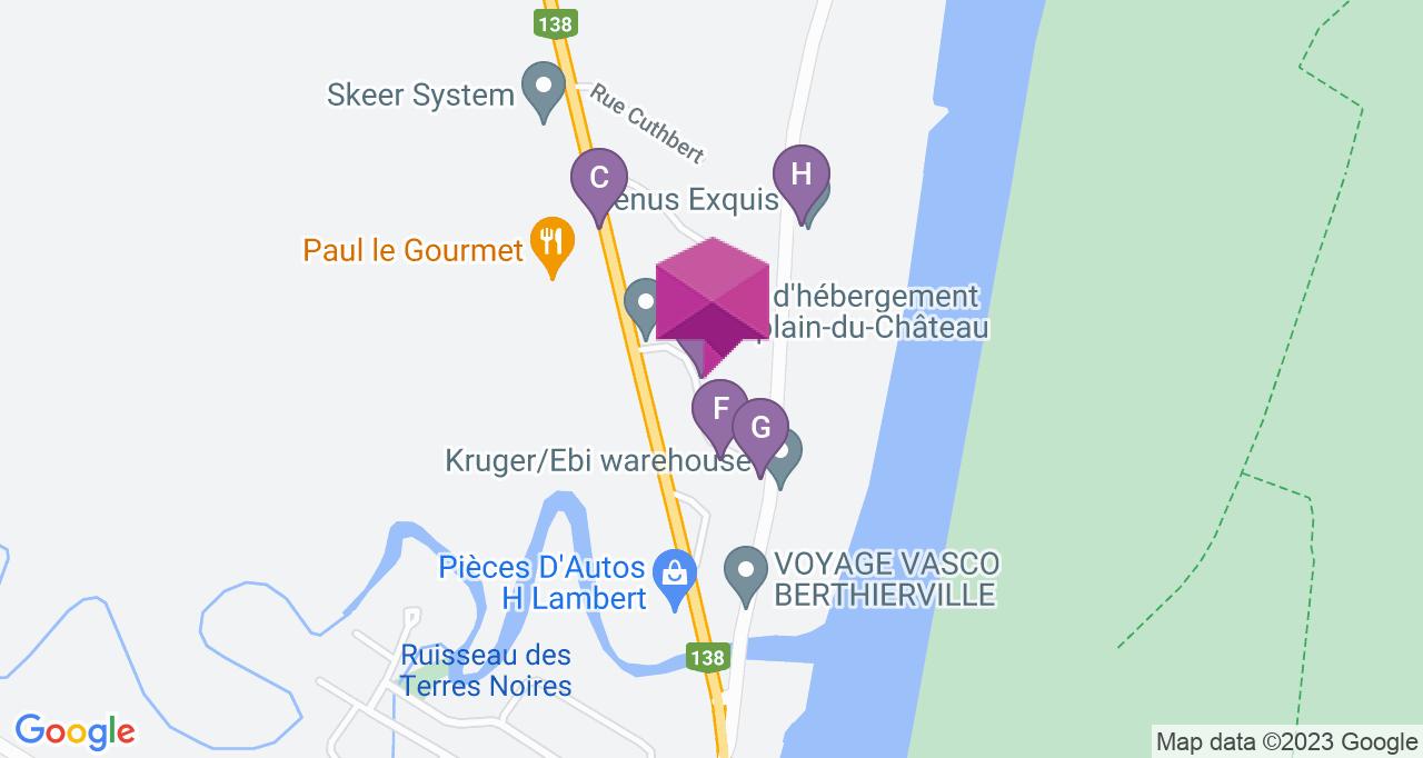 Centre d'hébergement Champlain-du-Château