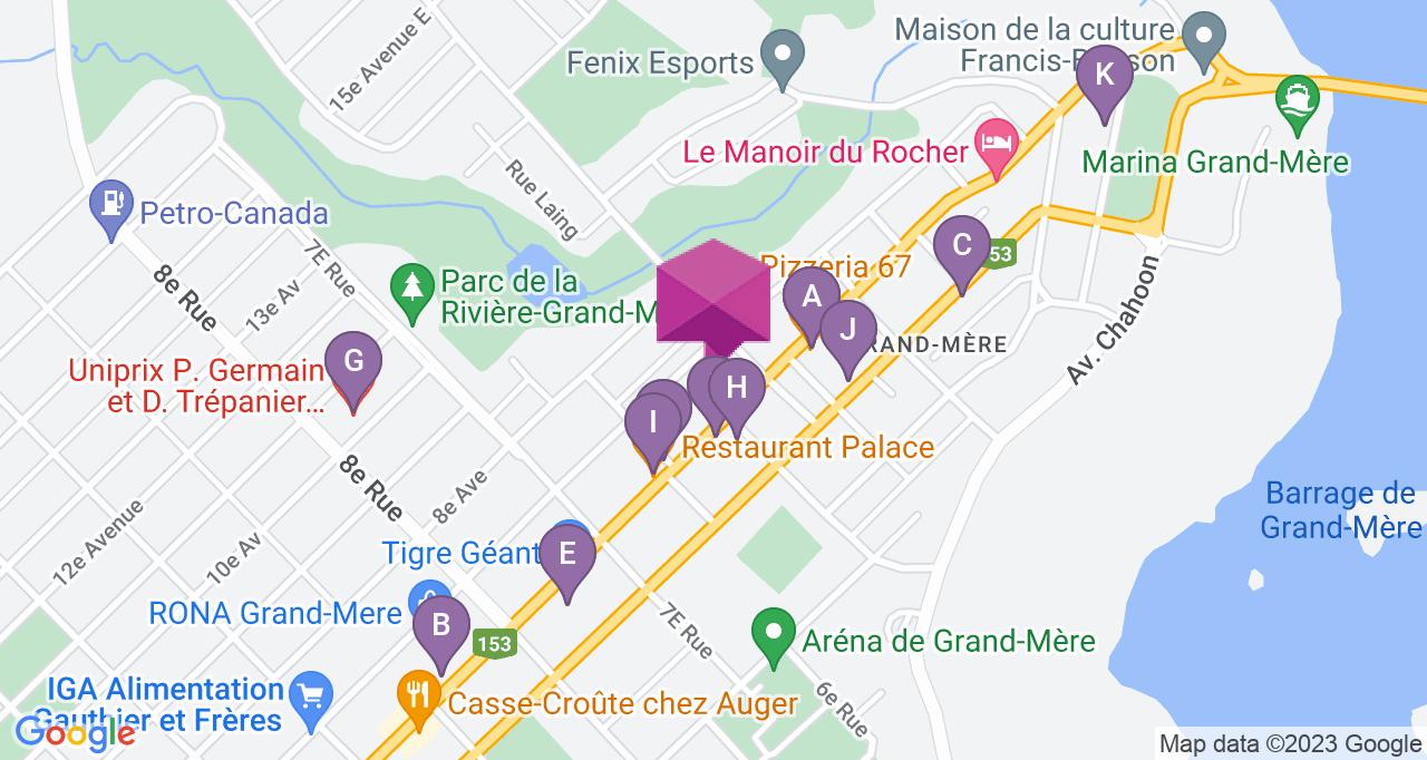 Domaine Centre Ville