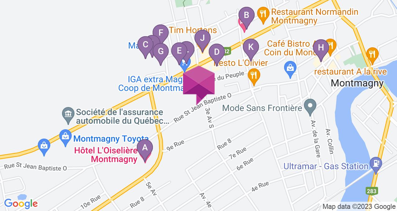 Résidence Manoir Saint-Louis