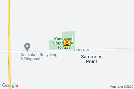 Kankakee South KOA Map