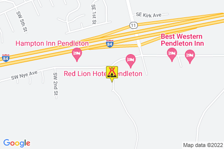 Pendleton KOA Journey Map