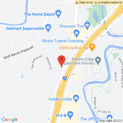 Practice Location Map