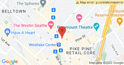 Practice Location Map