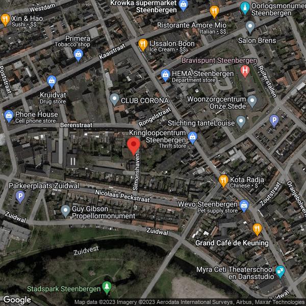 Google Map of 4651DK