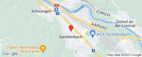 Bahnhofstrasse 68, Spreitenbach