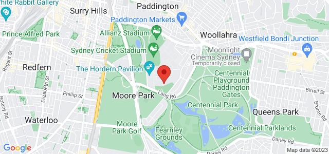 Urban Winery Sydney location on map
