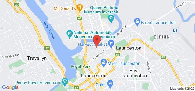 The Sebel Launceston location on map