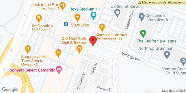 AAA on Map
