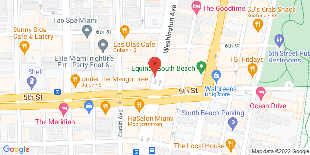 ACE Cash Express Miami Beach 506 Washington Ave 33139 on Map