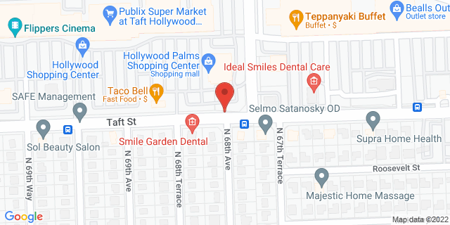 ACE Cash Express Hollywood 6825 Taft St # 102 33024 on Map