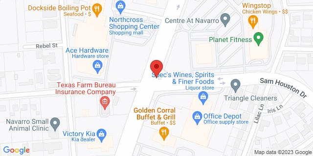 ACE Cash Express Victoria 5212 N Navarro St 77904 on Map
