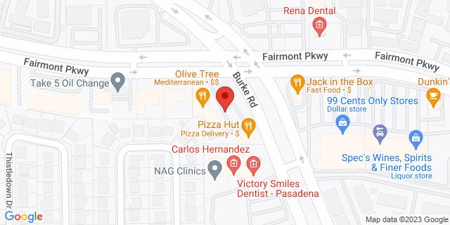 ACE Cash Express Pasadena 4010 Fairmont Pkwy 77504 on Map
