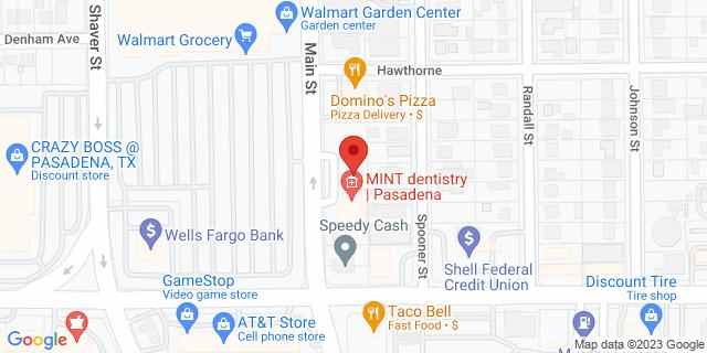 ACE Cash Express Pasadena 1213 Main St 77506 on Map