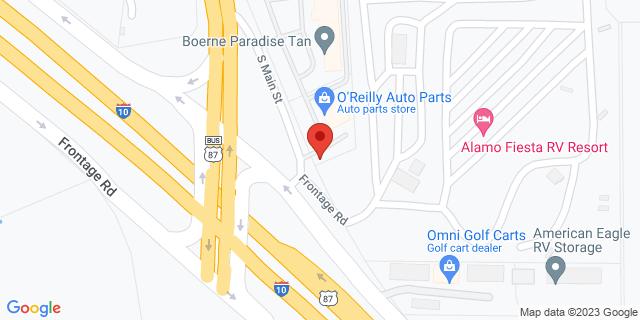 National Bank Boerne 33000 Interstate 10 W 78006 on Map