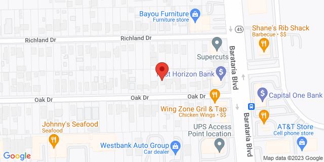 ACE Cash Express Marrero 5029 Lapalco Blvd 70072 on Map