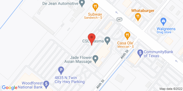 Port Arthur 4997 N Twin City Hwy, Ste 170 77619 on Map
