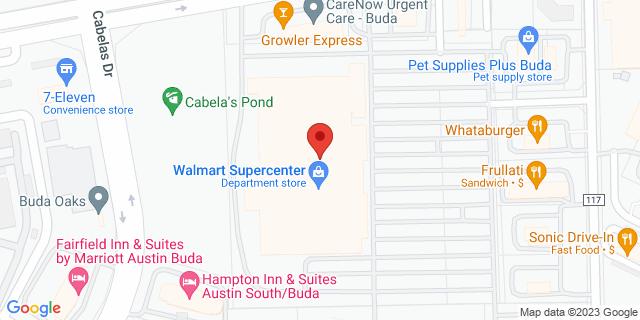 National Bank Buda 690 Old San Antonio Rd 78610 on Map