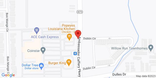 ACE Cash Express Lafayette 2222 Ambassador Caffery Pkwy 70506 on Map