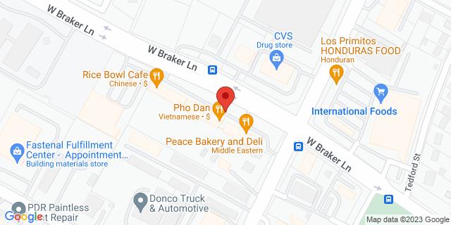 National Bank Austin 11220 N Lamar Blvd, #100 78753 on Map