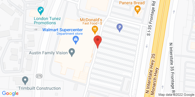 National Bank Austin 12900 N Interstate 35, #4 78753 on Map