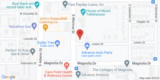 ACE Cash Express Tallahassee 2011 N Monroe St 32303 on Map