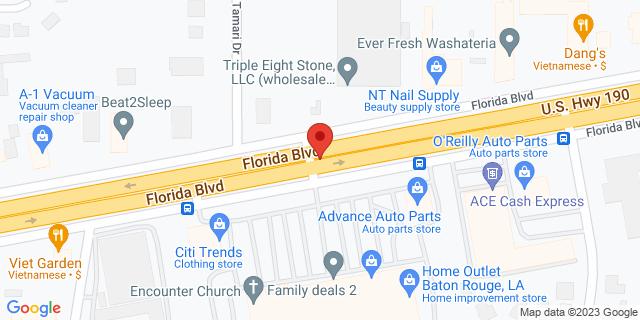 ACE Cash Express Baton Rouge 12330 Florida Blvd 70815 on Map