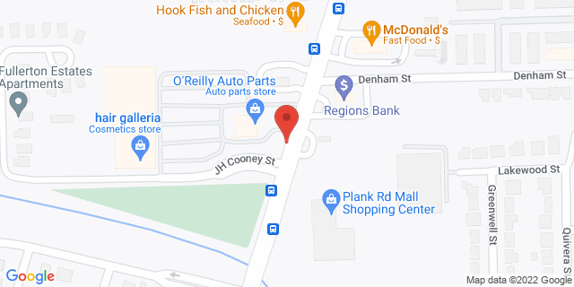 ACE Cash Express Baton Rouge 5949 Plank Rd 70805 on Map